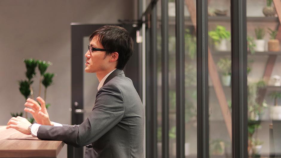 ミスミ、高橋光生さんが情熱的に語る横顔