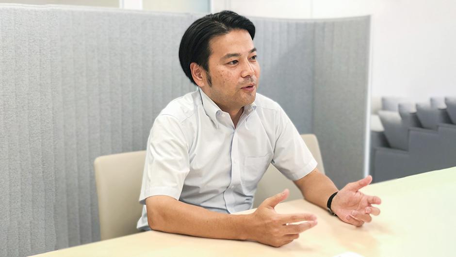 神戸市役所の企画調整局 情報化戦略部 イノベーション担当課長さんのインタビュー
