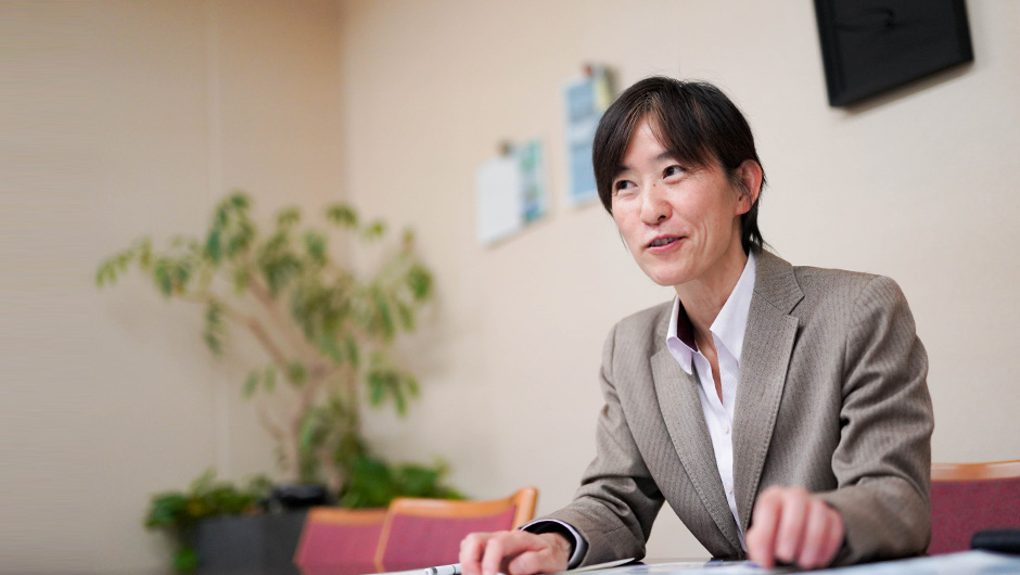 環境省の中島尚子さん