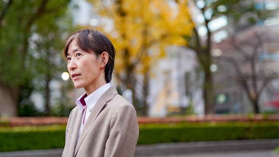 中島尚子さんの画像