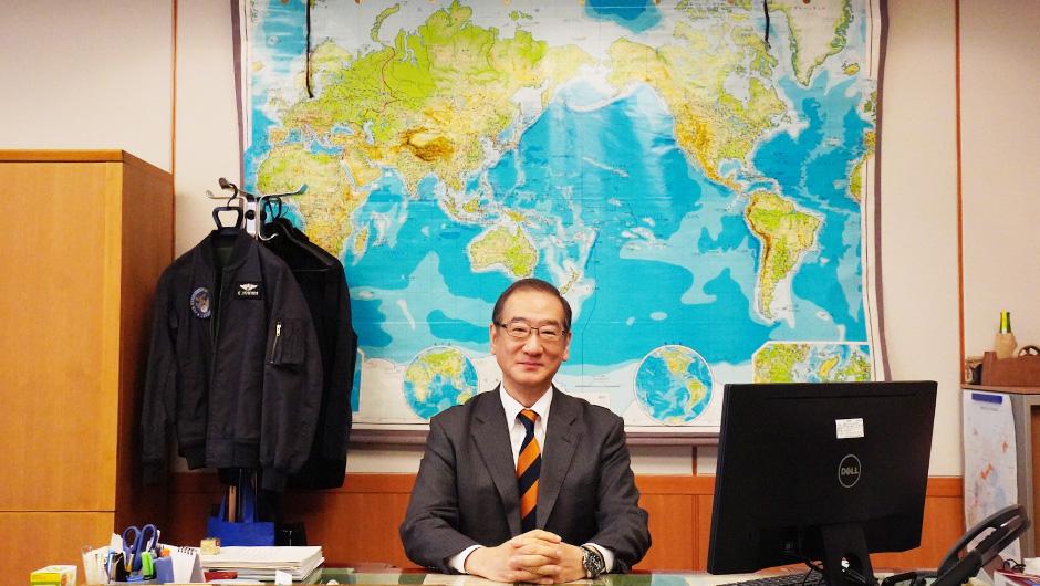 防衛省大臣官房長の島田 和久さんの画像