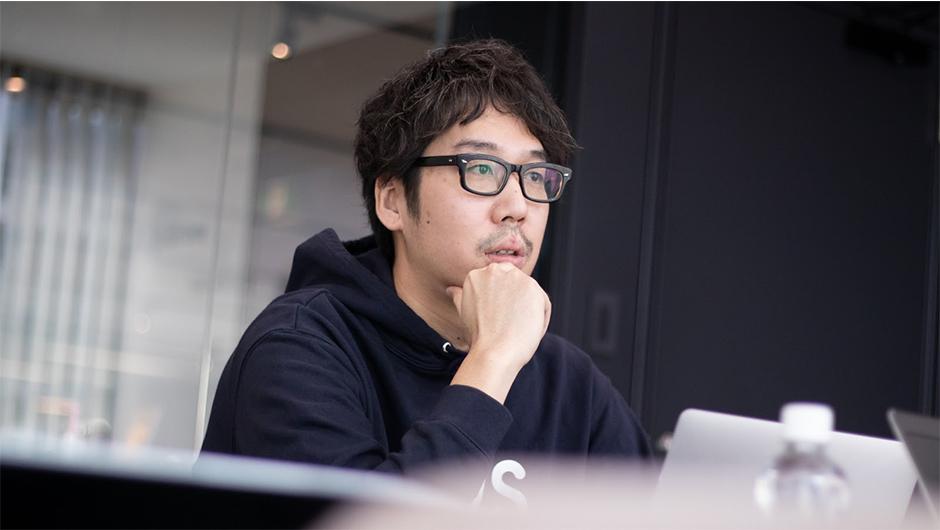 株式会社AppBrew執行役員・児玉 悠佑さんが話している画像