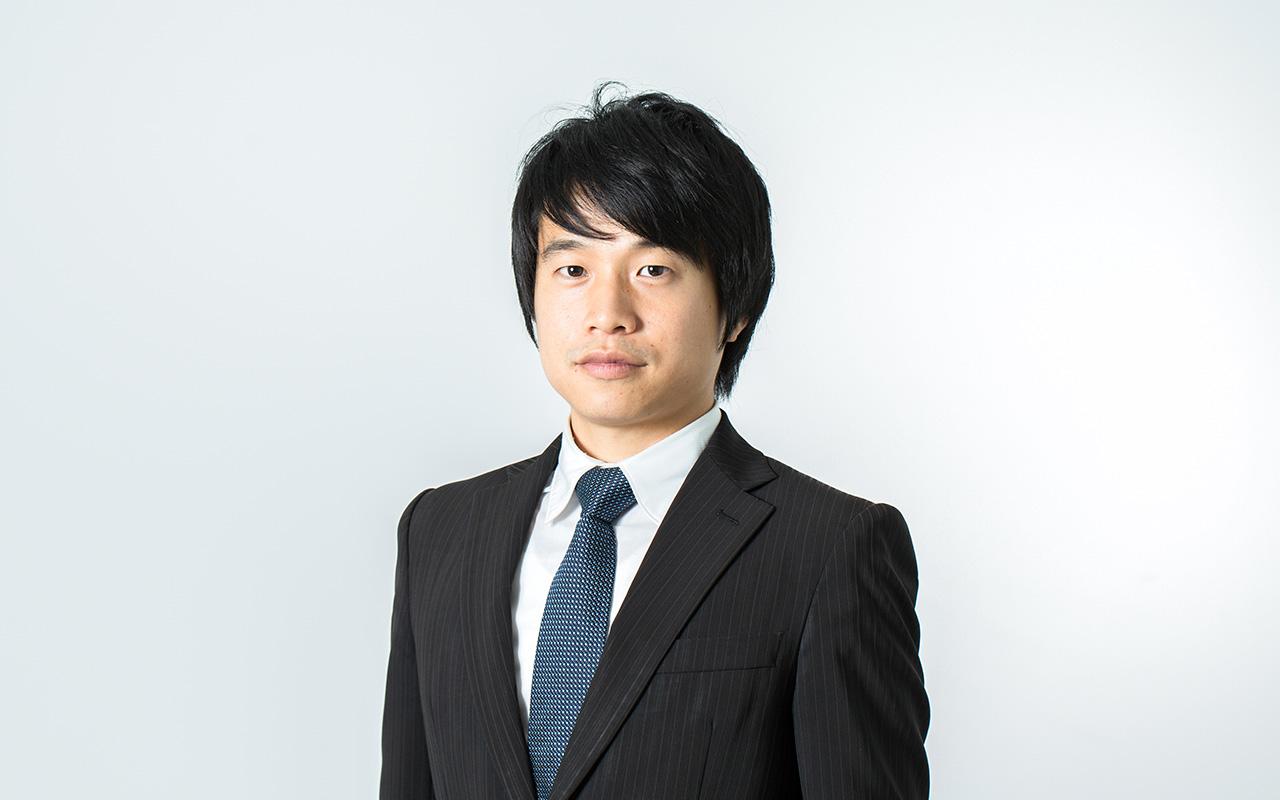 モノグサ代表取締役 CEO竹内 孝太朗さんの正面画像