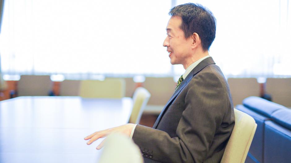 芹澤清の防衛省 大臣官房長である芹澤氏の横顔