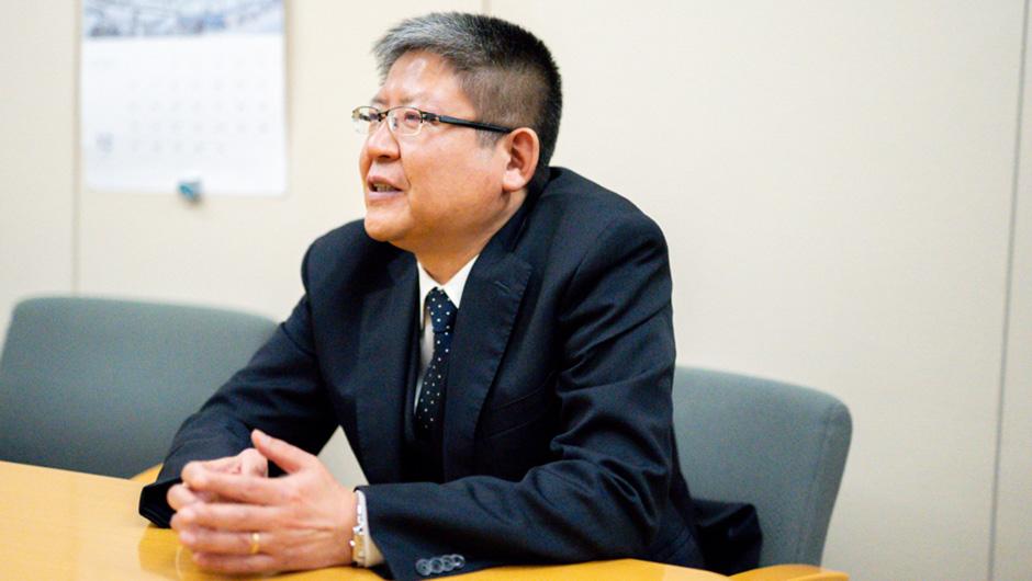 総務省の大臣官房秘書課長 武藤氏の紹介