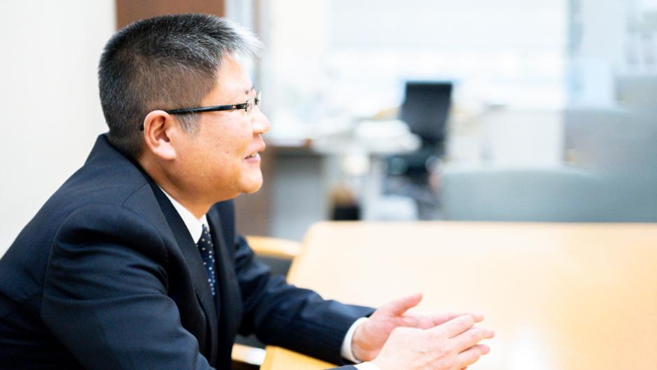 総務省の大臣官房秘書課長 武藤氏の横顔