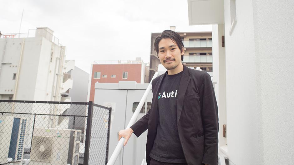 autify代表取締役の近澤良さんの