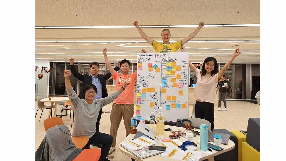 HENNGEの新規事業プロジェクトの画像